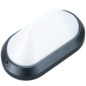 ABS Plastic with Opal Polycarbonate Cover