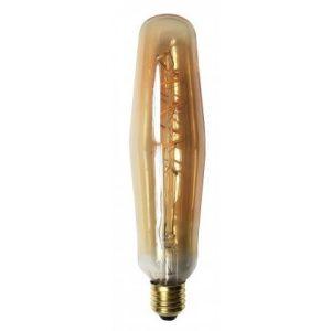 Led Filament 5w E27 2200k 57x240mm Amber