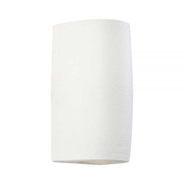 Marta 90 2l White W/2 X Gu10 Lamp Holders